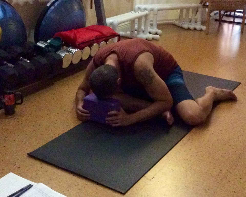 power yin yoga teacher training