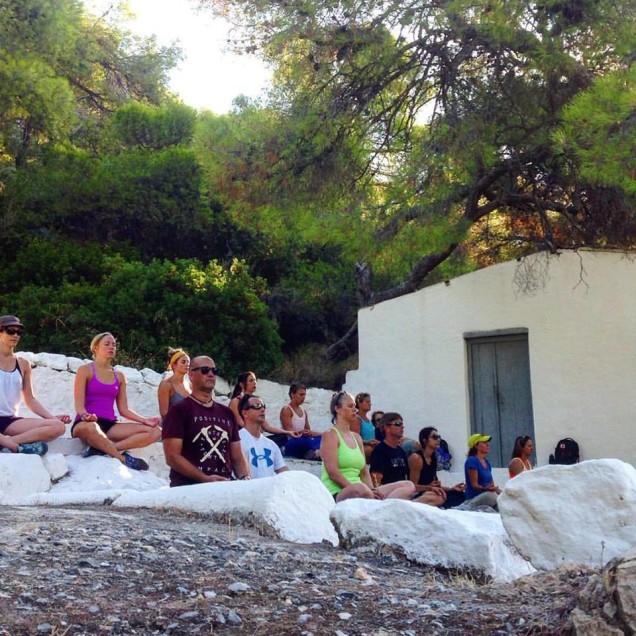 Yoga Energy Teacher Training In Greece