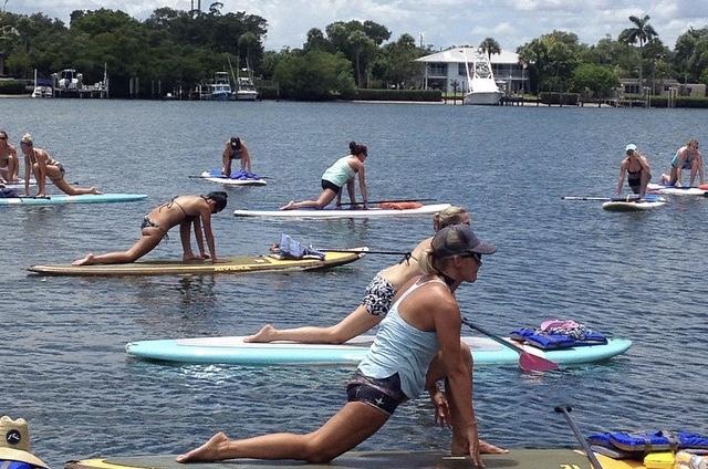 SUP & Yoga Teacher Training