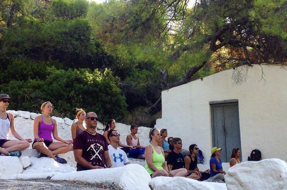 200-hr / 300-hr Yoga Teacher Training in Greece