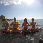 Top 10 reasons for SUP Yoga