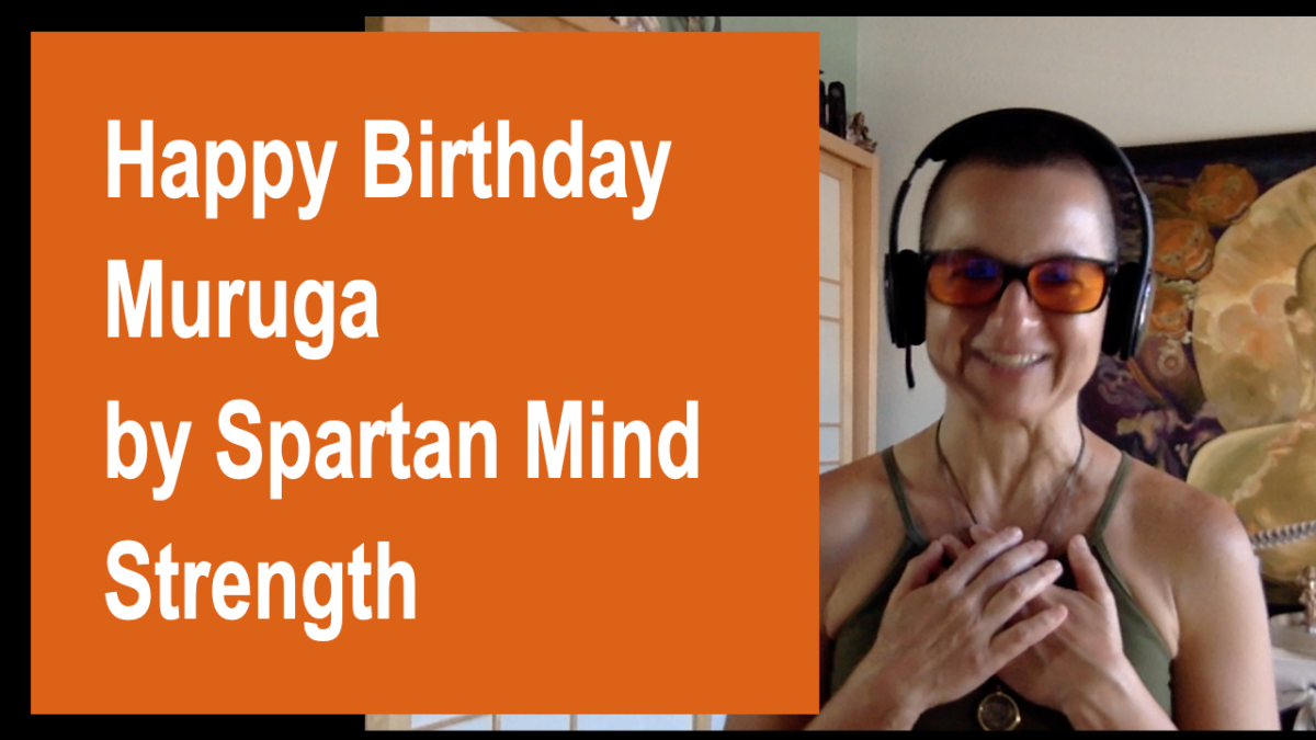 BLOG – Happy Birthday to Muruga – The Divine Warrior – Spartan Mind