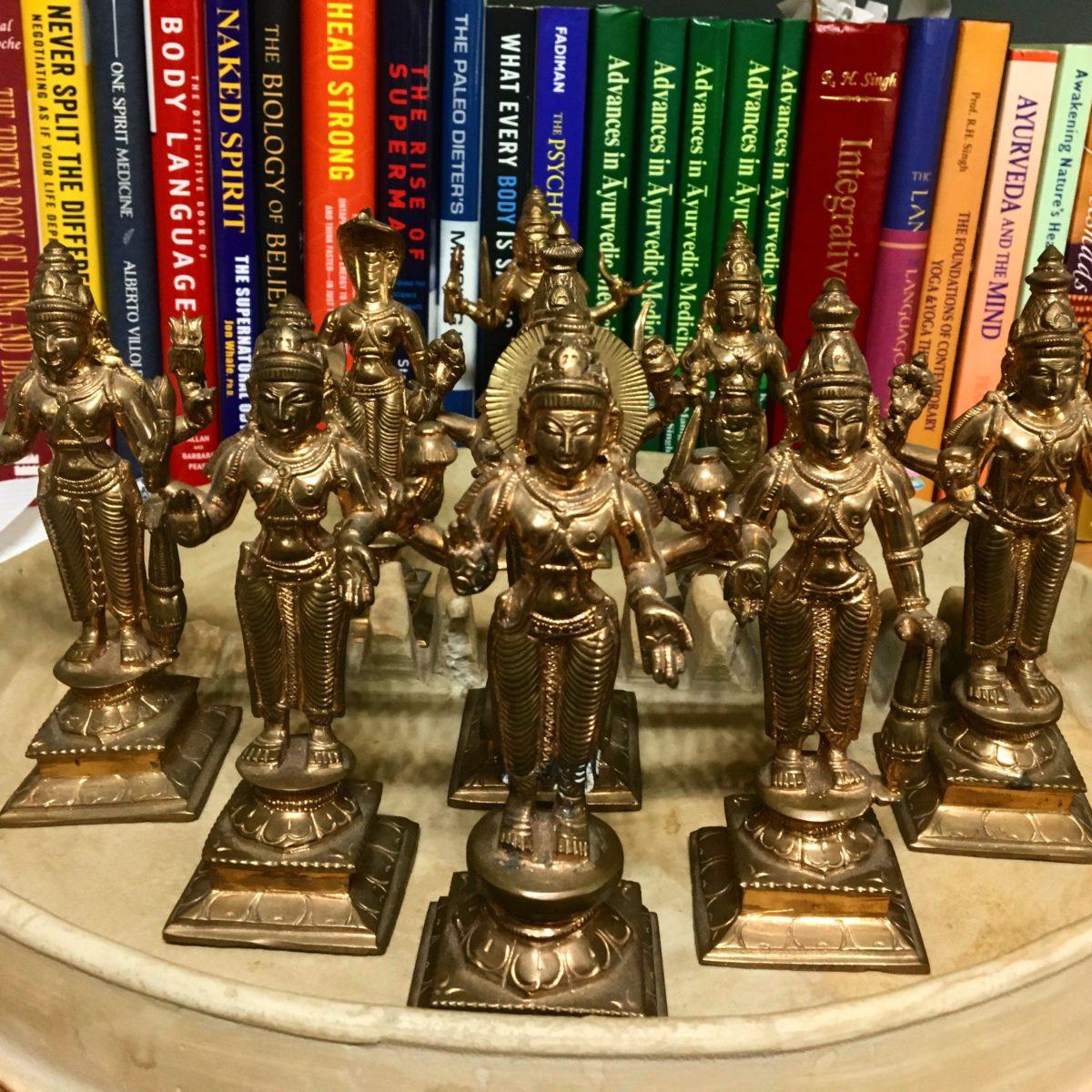 Sanskrit, Misery and Bliss