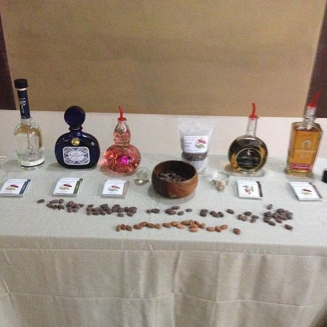 chocolate and tequila ayurveda for your senses class
