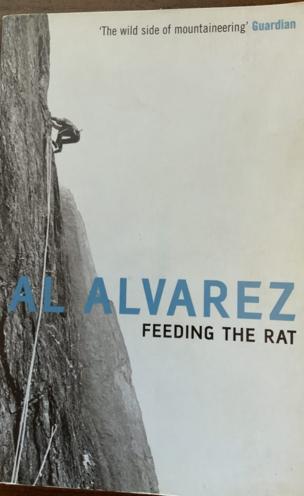 Al Alvarez - Feeding The Rat