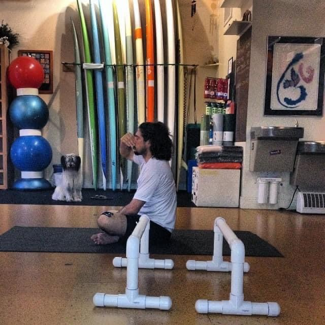 private training at yoga energy